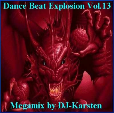 DJ Karsten - Dance Beat Explosion - volume 13