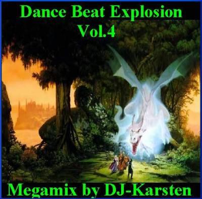 DJ Karsten - Dance Beat Explosion - volume 04