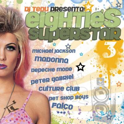 DJ Tedu - Eighties Superstar Mix III
