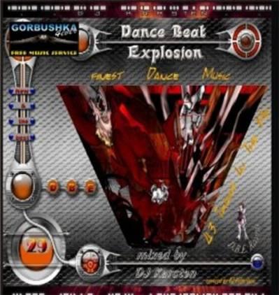 DJ Karsten - Dance Beat Explosion - volume 29