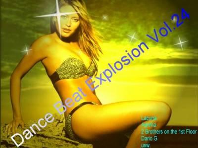 DJ Karsten - Dance Beat Explosion - volume 24