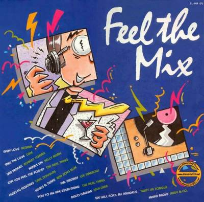 VA - Feel The Mix (1986)