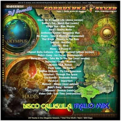 DJ Benetti - Disco Caligula Italo Mix