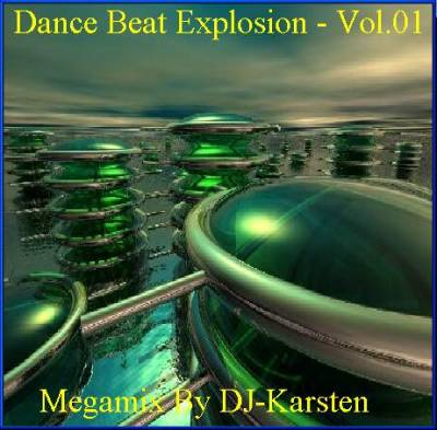 DJ Karsten - Dance Beat Explosion - volume 01