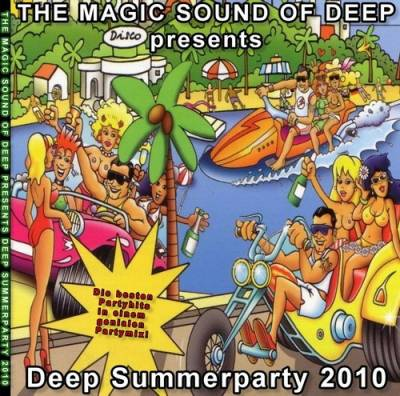 DJ Breakfreak 32 - Deep Summer Mix 2010