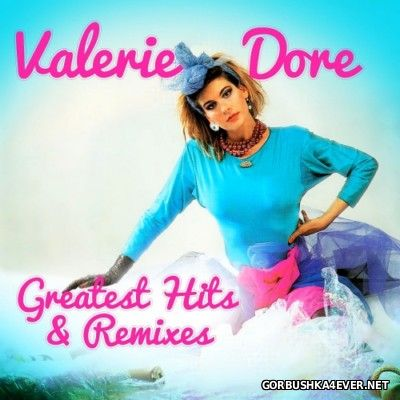 Valerie Dore - Greatest Hits and Remixes [2014] / 2xCD