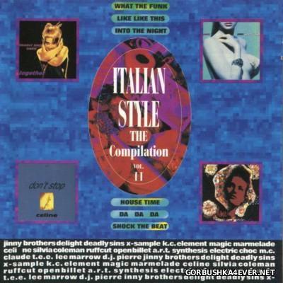Italian Style Compilation vol 2 [1991]