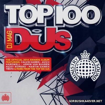 VA - [Ministry Of Sound] DJ Mag Top 100 DJs 2014