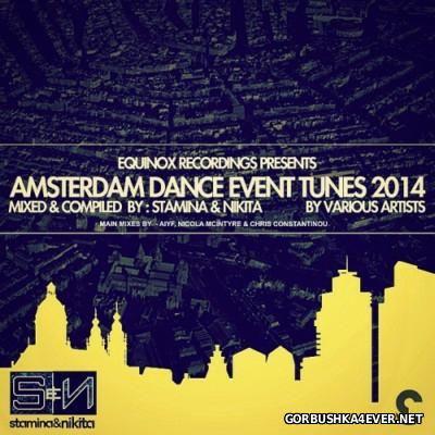 Amsterdam Dance Event Tunes 2014
