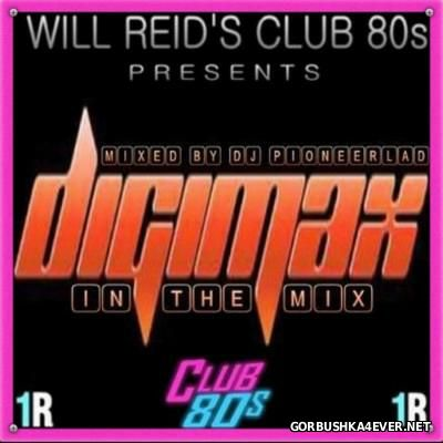 Mixed by dj mixmeister - club 80s spaced out mix 8