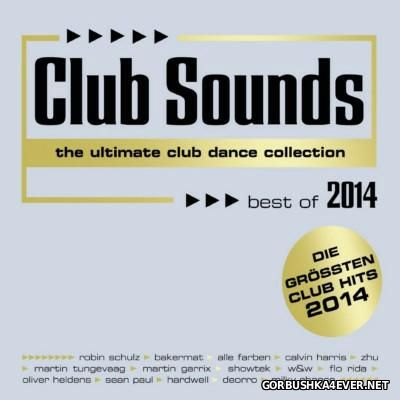 Club Sounds - Best Of 2014 / 3xCD
