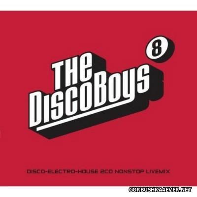 The Disco Boys vol 08 [2007] / 2xCD