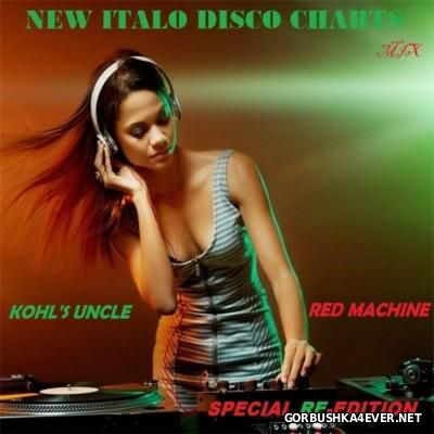 New Italo Disco Charts Mix [2014] Re-Edit Version by Kohl's Uncle
