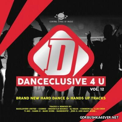 Various - Danceclusive 4 U Vol. 2