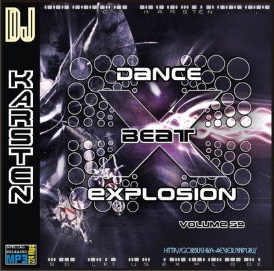 DJ Karsten - Dance Beat Explosion - volume 39