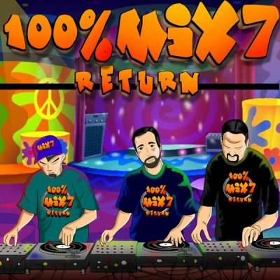 Jordi Fernаndez, Dj Tedu & Dj Sammer 100% Mix 7