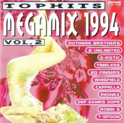 [The Unity Mixers] Top Hits Mega Mix 1994 part II