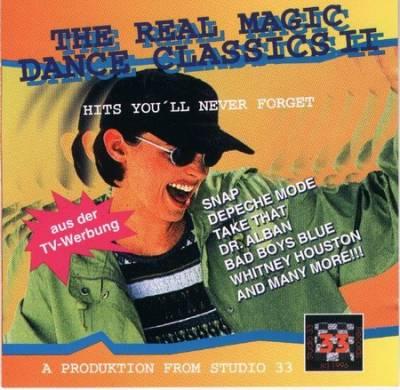 Studio 33 - Magic Dance Classics Mix Vol. 02