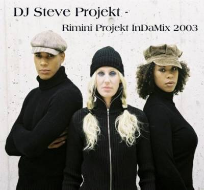 DJ Steve Projekt - Rimini Project In Da Mix (2003)