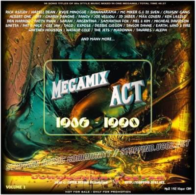 Megamix Act 01 (1986-1990)
