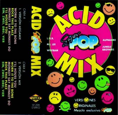 Acid Super Pop Mix (1989)