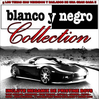 Pristine Boys - Blanco Y Negro Collection Megamix (2007)