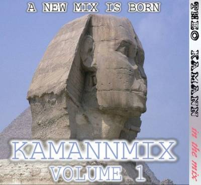 DJ Theo Kamann - KamannMix volume 01