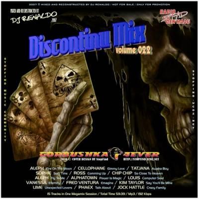 DJ Renaldo - Discontinu Mix 022