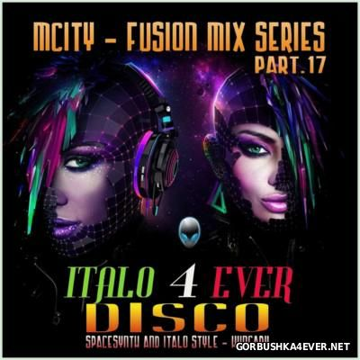 Fusion Mix - Italo 4 Ever Disco [2015]