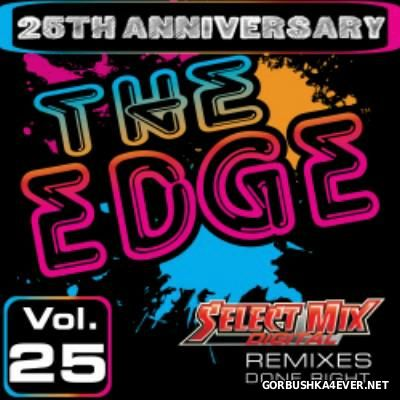 [Select Mix] The Edge vol 25 (25th Anniversary) [2015]