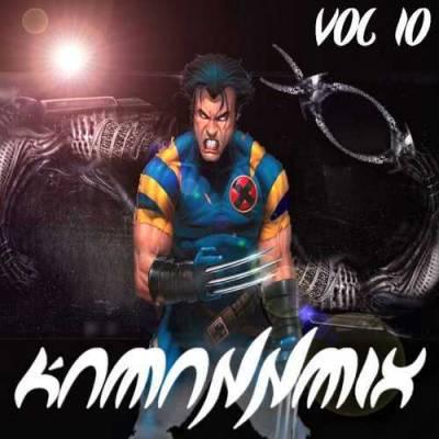 DJ Theo Kamann - KamannMix volume 10
