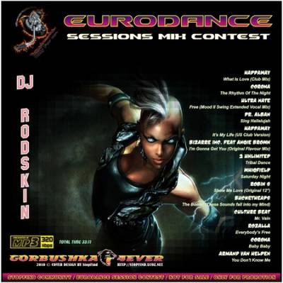 DJ Rodskin - EuroDance Mix Contest