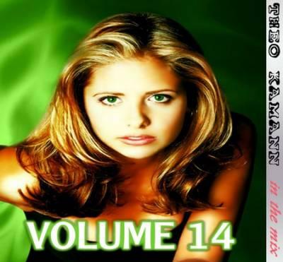 DJ Theo Kamann - KamannMix volume 14