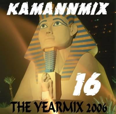 DJ Theo Kamann - KamannMix volume 16