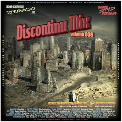 DJ Renaldo - Discontinu Mix 038