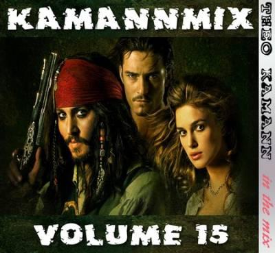 DJ Theo Kamann - KamannMix volume 15