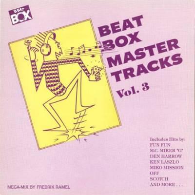 [Beat Box] Master Tracks vol 03 (1987)