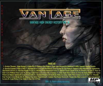 Vantage Mix - High Energy History Mix 8