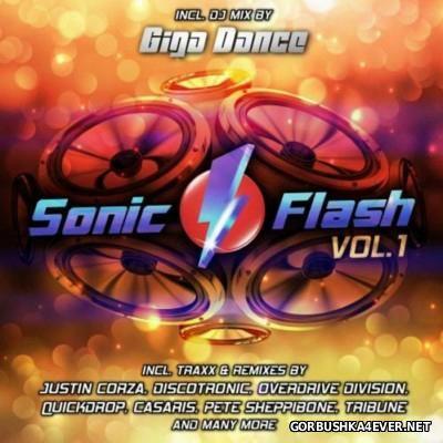 Sonic Flash vol 01 [2015]