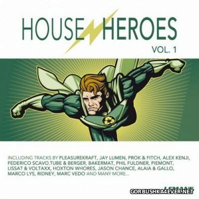 House Heroes vol 1 [2015]