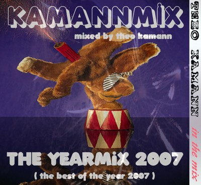 DJ Theo Kamann - KamannMix volume 20