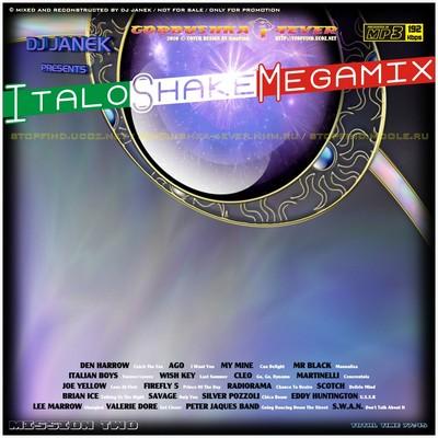 DJ Janek - Italo Shake Megamix - Mission Two