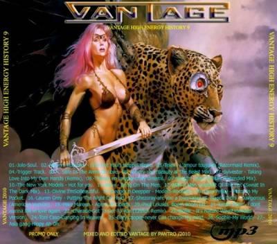 Vantage Mix - High Energy History Mix 9