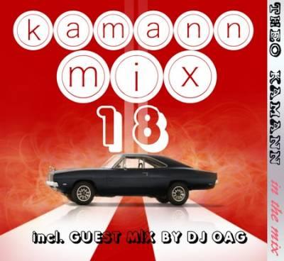 DJ Theo Kamann - KamannMix volume 18