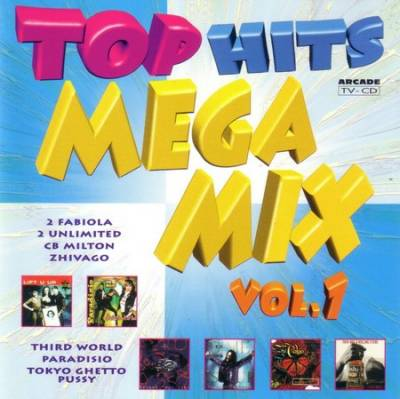[The Unity Mixers] Top Hits Mega Mix 1996