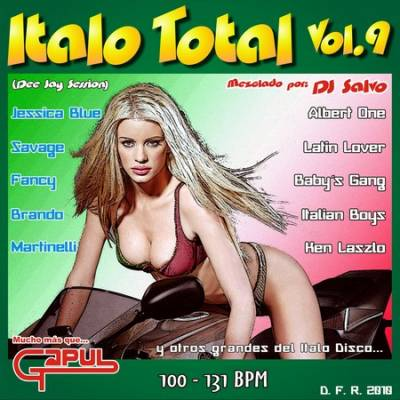 DJ Salvo - Italo Total Mix volume 09
