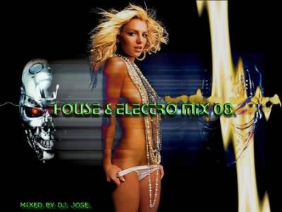 DJ Jose - House & Electro Mix '08