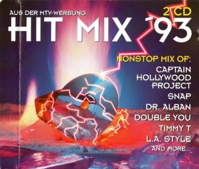 Hit Mix '93 / 2xCD