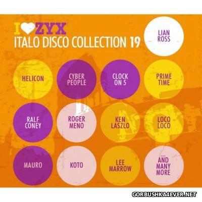ZYX Italo Disco Collection vol 19 [2015] / 3xCD
