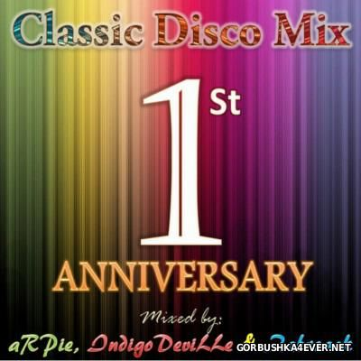 Classic Disco Mix - 1st Anniversary Party [2011]